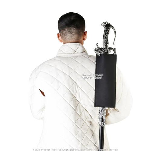 MINI Nylon Sword Sheath Carrying Case for Katana Bokken Shinai Foam Swords