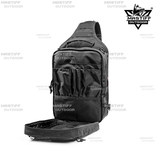 Nylon Outdoor Gear Rover Sling Pack Cross Body Backpack