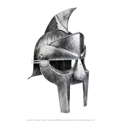 Halloween Medieval Knight Helmet Kid Teen Costume Party Props Accessory Type 3