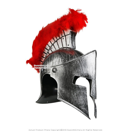 Halloween Medieval Knight Helmet Kid Teen Costume Party Props Accessory Type 4
