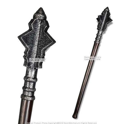 "32"" Medieval Foam Stick LARP Cosplay Costume Renaissance Prop Accessory"