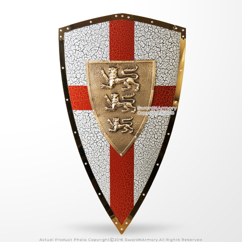 Richard the Lion Heart Of England Shield