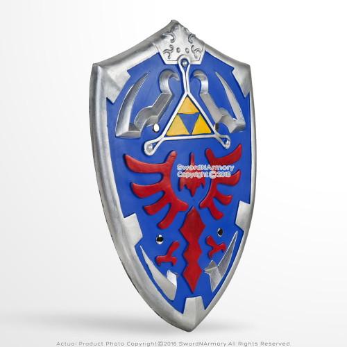 Zelda Link Shield Blue/Silver/Red/Yellow Foam Shield Cosplay LARP