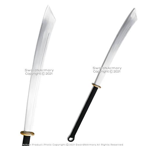 Handmade Spring Steel Pudao Podao Dadao Chinese Sword Pole Arm Horse-Cutter