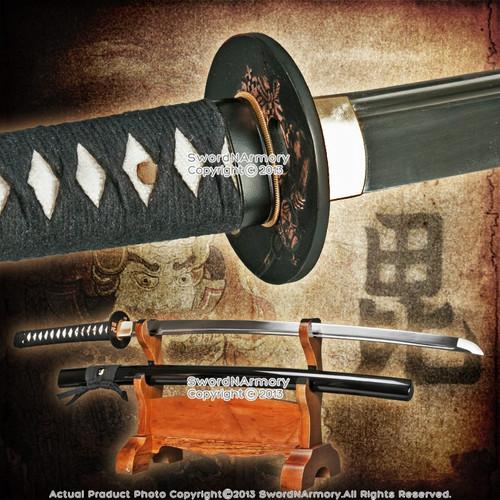 Musashi Brand Handmade 1060 Steel Warrior Samurai Katana Sword Sharp Blade