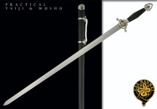 CAS Hanwei Chinese Practical Tai Chi Sword Jian