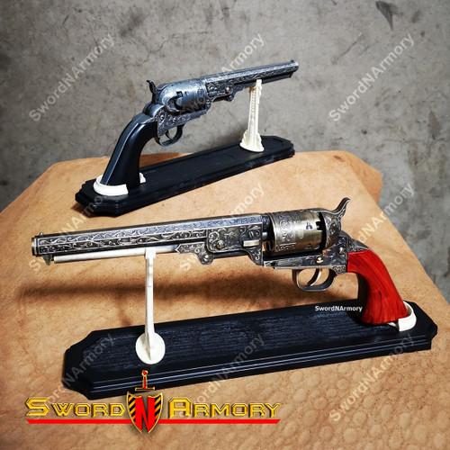 Replica Gun w/ Stand