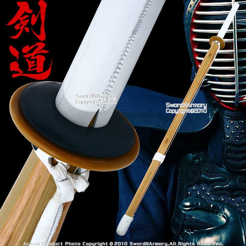 "Size 39 47"" Kendo Shinai Practice Bamboo Stick Sword Adult Male Size"