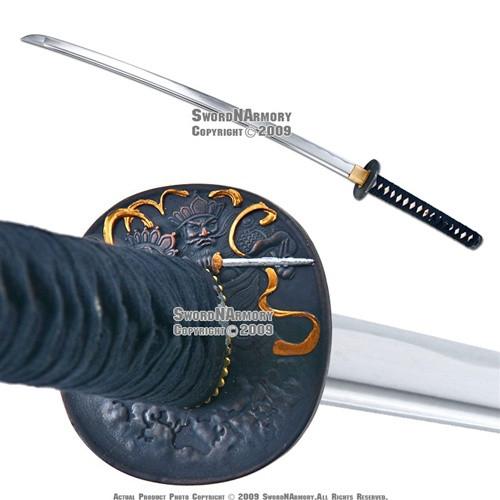 Musashi Brand Handmade Kami Samurai Katana Sword