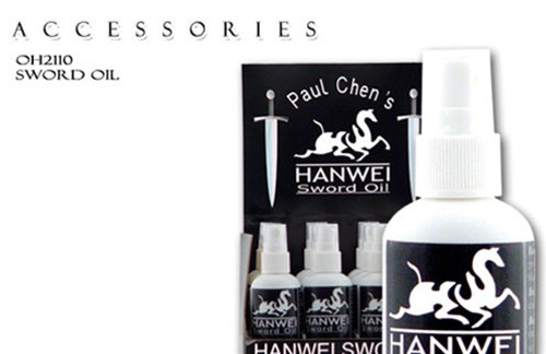 CAS Hanwei Sword Oil