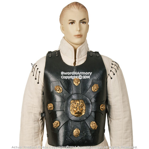 Roman Legionnaire Leather Breastplate Armor