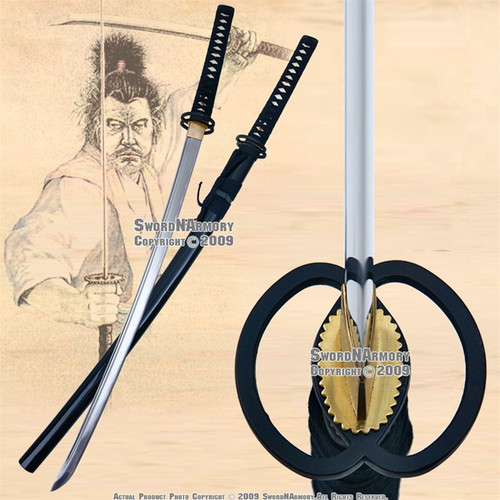 Handmade Musashi Practical Samurai Katana Sword