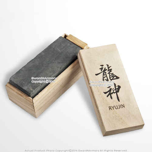 Ryujin Brand  Knife Sword Natural Sharpening Polishing Stone Whestone 5000 Grit