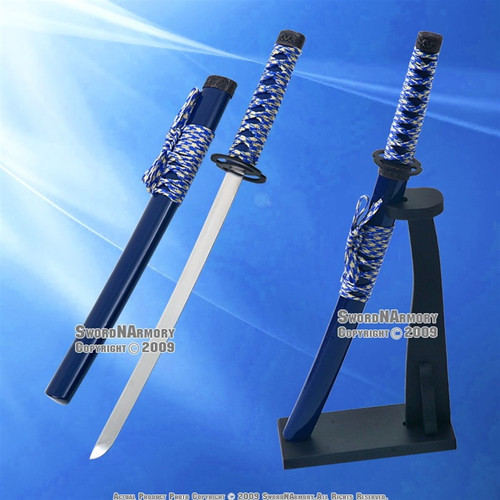 Musashi Warrior Samurai Katana Sword Letter Opener With Stand 8