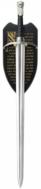 Official Licensed Game of Thrones Longclaw Sword of Jon Snow Medieval Blade