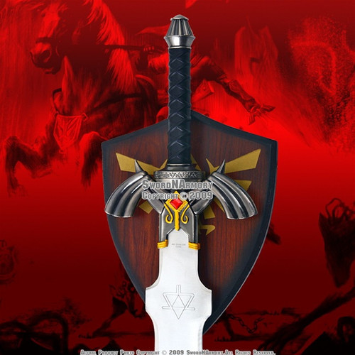 Zelda Link Master Sword Legend Twilight Princess Fantasy Dagger