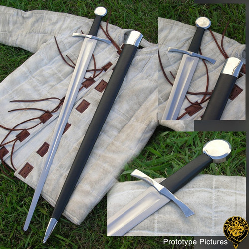 CAS Hanwei Tinker Early Medieval Sword, Blunt