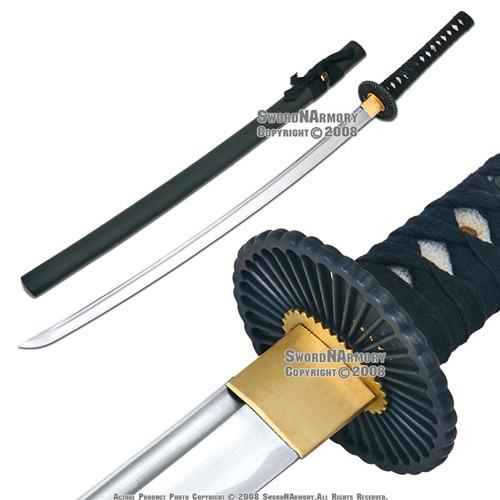 Iaito Unsharpen Blade Training Katana Practice Samurai Sword