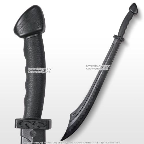 "34"" Chinese Kung Fu Dao Polypropylene Wu Shu Martial Arts Training Broad Sword"