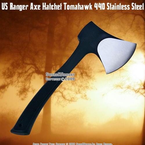Military US Ranger Axe Hatchet