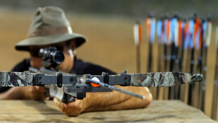 Increasing Your Aim When Using A Crossbow