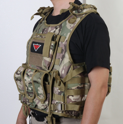 How Does Your Body Weight Determine the Type of Tactical Vest You Wear?