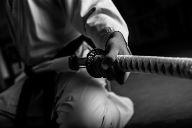 How to Train with a Katana