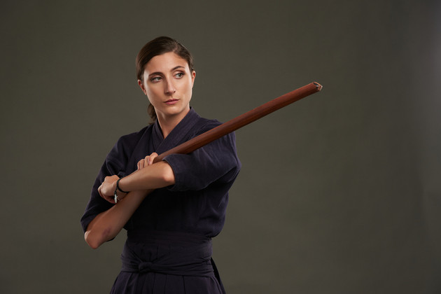 Practice Sword Training: When to Move from Foam to Wood