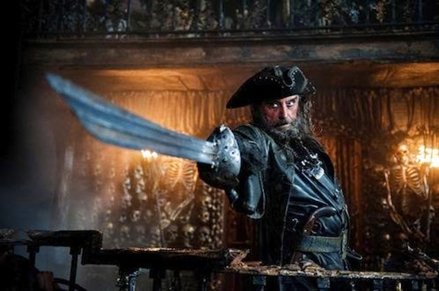 The Art of Pirate Sword Fighting