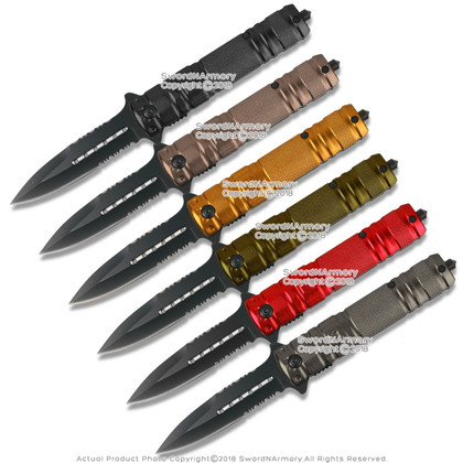 Sharpening Your Tactical Knife Skills