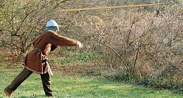 Spear Throwing: Precision and Accuracy