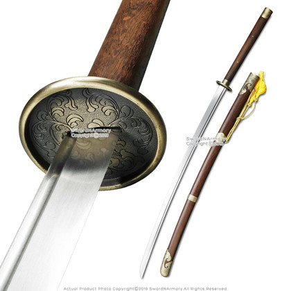 How Rust-Resistant is High Carbon Steel When Making A Sword?