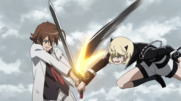 Learning A Few Sword Tips From Watching Anime