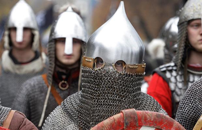 The Keys to Sizing Ancient and Medieval Armor Properly