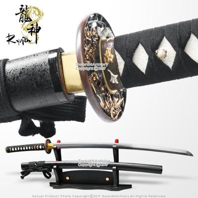 "NEW KINGDOM Zombie Killing Samurai 40/"" COSPLAY Katana Sword /& Sheath"
