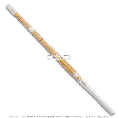 Set of 2 44/'/' Kendo Shinai Japanese Training Practice Sword Bamboo Stick Kendo