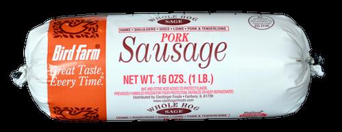 Sage Pork Sausage