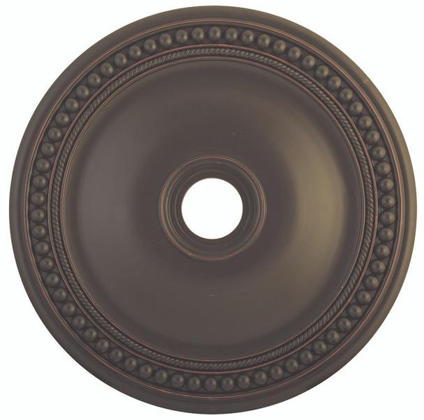 Livex Lighting Olde Bronze Ceiling Medallion - 82076-67