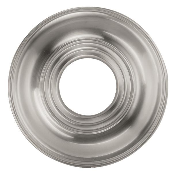 Livex Lighting Brushed Nickel Ceiling Medallion - 8209-91