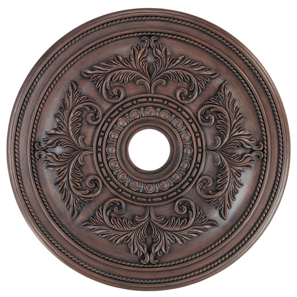 Livex Lighting Imperial Bronze Ceiling Medallion - 8210-58