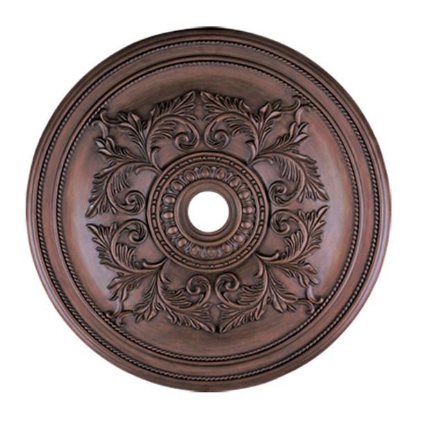 Livex Lighting Imperial Bronze Ceiling Medallion - 8211-58