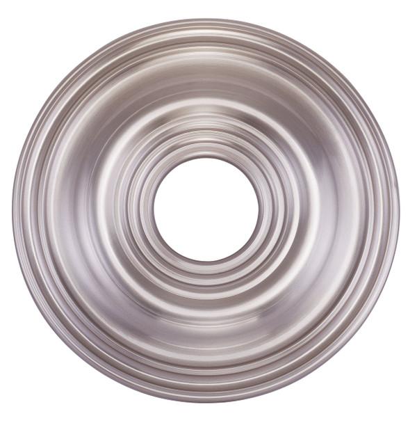Livex Lighting Brushed Nickel Ceiling Medallion - 8217-91