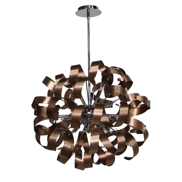 Artcraft Bel Air AC601CO Pendant