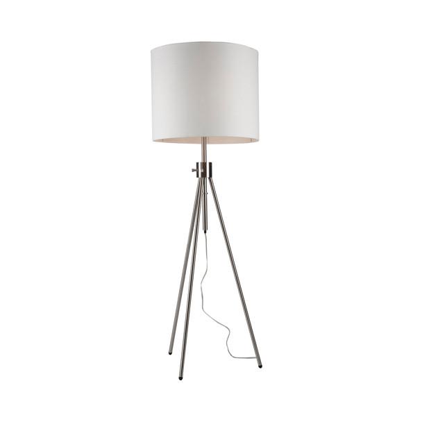 Artcraft Mercer Street SC589WH Floor Lamp