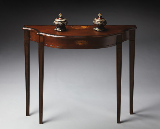 Butler Chester Plantation Cherry Console Table - 4116024