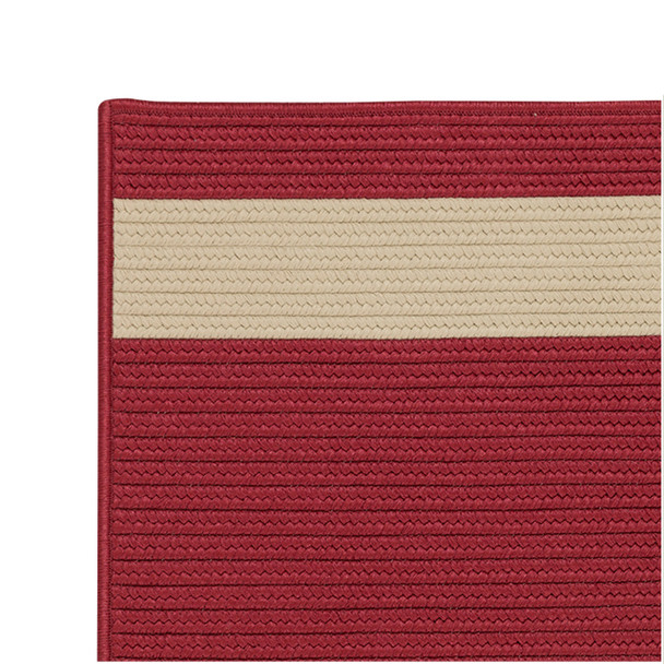 Colonial Mills Aurora Ar55 Red Sand Area Rugs