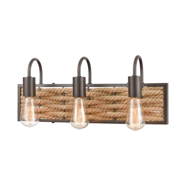 ELK Lighting Weaverton 3-Light Vanity Light - 10753/3