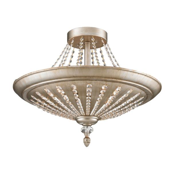ELK Lighting Renee 9-Light Semi Flush Mount - 11360/9