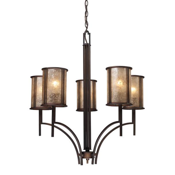 ELK Lighting Barringer 5-Light Chandelier - 15035/5