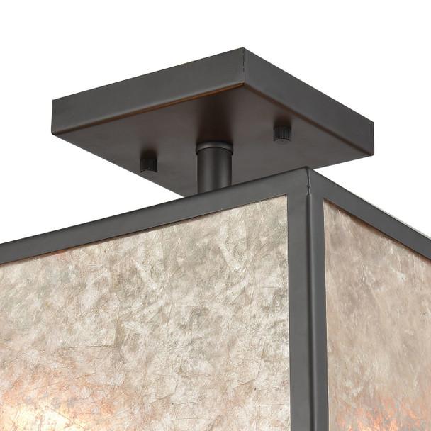 ELK Lighting Stasis 2-Light Semi Flush Mount - 16181/2